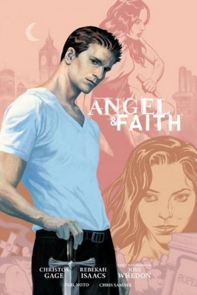 Angel & Faith INT *1 Volume 1