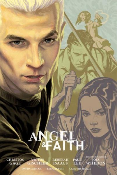 Angel & Faith INT *2 Volume 2