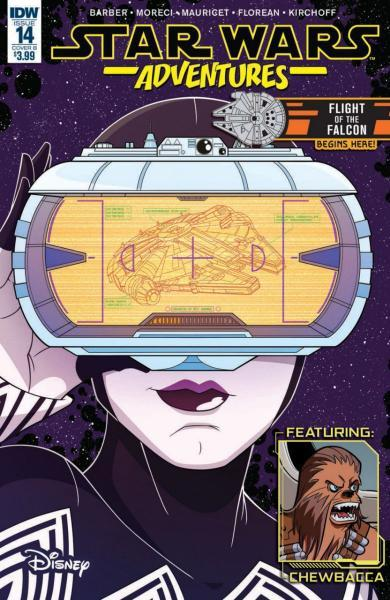 Star Wars Adventures (IDW) 14 Issue #14