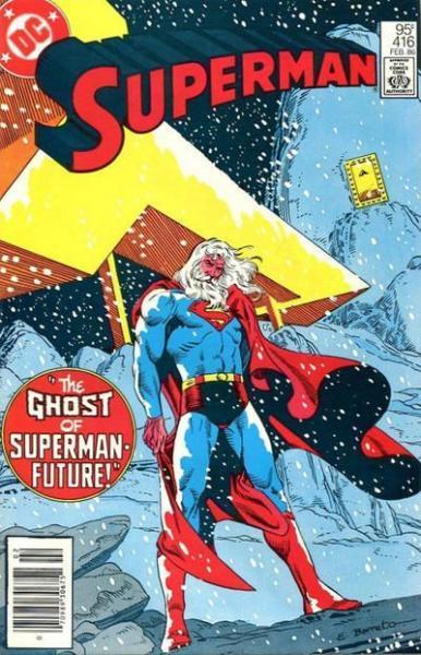 superman temp - te verplaatsen naar hoofdreeks 416 The Einstein Connection!