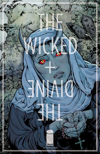 The Wicked + The Divine: 1373 AD 1 The Wicked + The Divine: 1373 AD