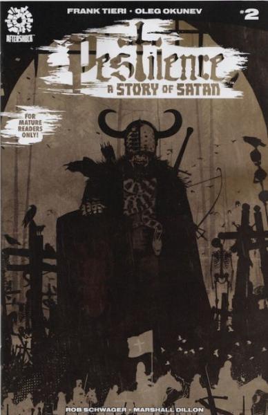 Pestilence: A Story of Satan 2 Issue #2