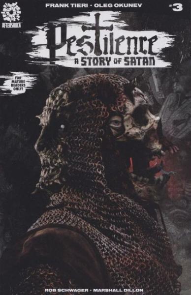 Pestilence: A Story of Satan 3 Issue #3