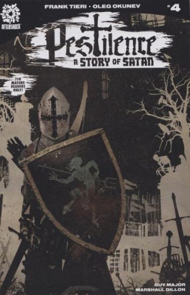 Pestilence: A Story of Satan 4 Issue #4