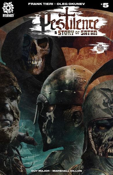 Pestilence: A Story of Satan 5 Issue #5