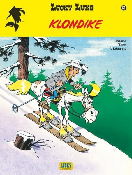 Lucky Luke (Lucky Comics, hernummering) 67 Klondike