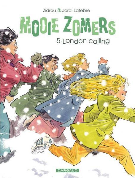 Mooie zomers 5 London calling