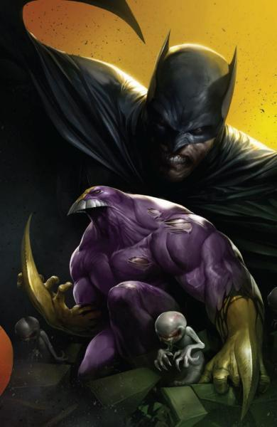 Batman/The Maxx: Arkham Dreams 1 Issue #1