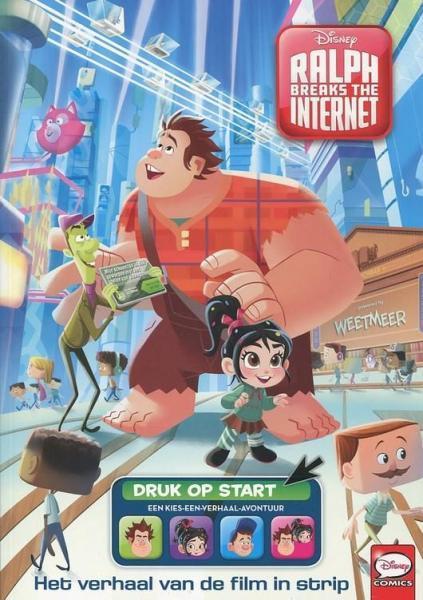 Wreck it Ralph 1 Ralph breaks the internet