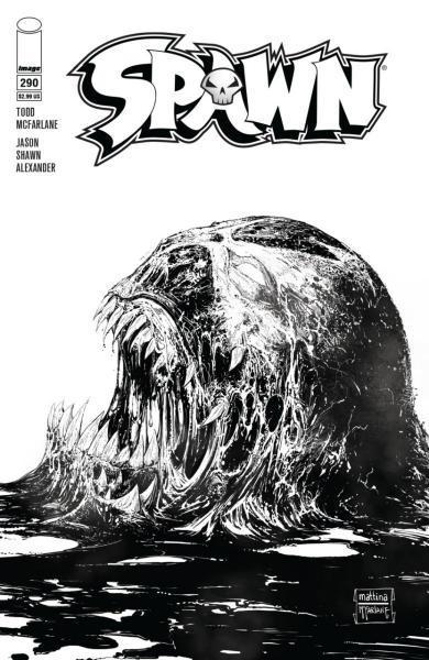 Spawn 290 Issue #290