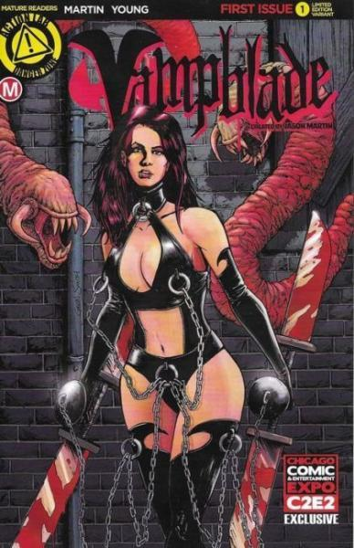 Vampblade 1 Issue #1