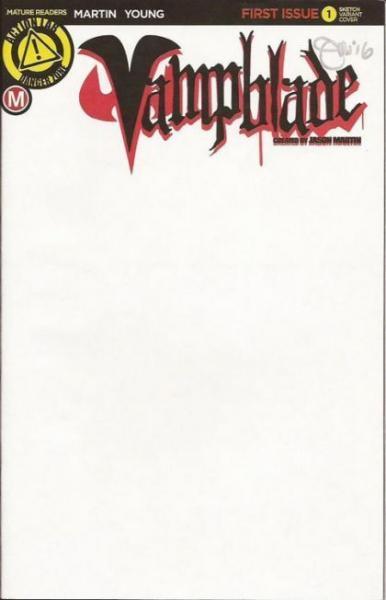 Vampblade 1 Issue #1