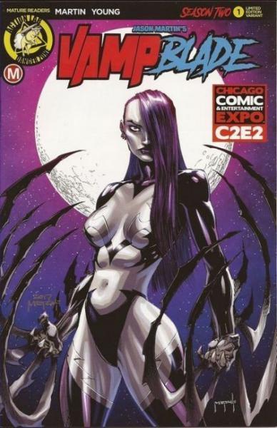 Vampblade: Season Two 1 Issue #1