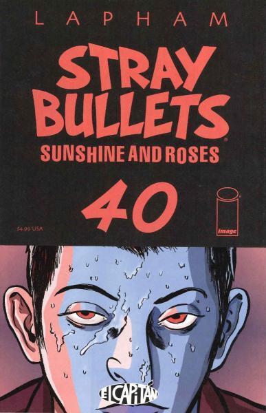 Stray Bullets: Sunshine and Roses 40 Frenemies