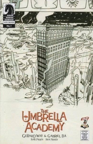 The Umbrella Academy: Hotel Oblivion 1 Hotel Oblivion, Part 1: Evil