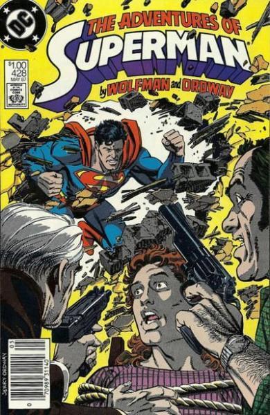 superman temp - te verplaatsen naar hoofdreeks 428 Personal Best