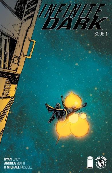 Infinite Dark 1 Issue #1