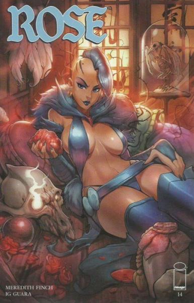 Rose (Image Comics) 14 Issue #14