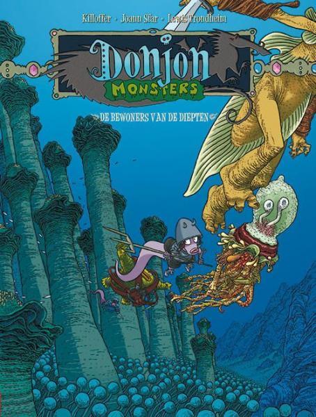 Donjon monsters 9 De bewoners van de diepte