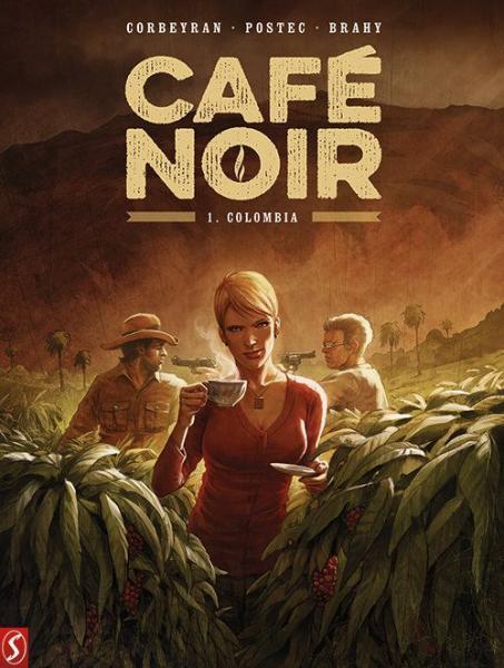 Café noir 1 Colombia