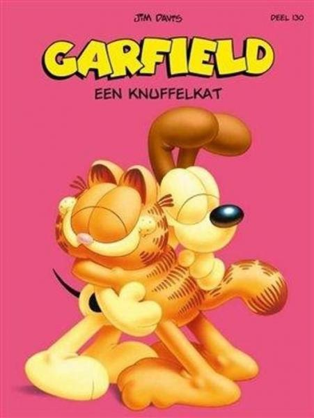 Garfield (Gekleurd/Loeb/De Leeuw) 130 Een knuffelkat
