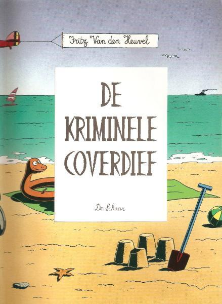 De kriminele coverdief 1 De kriminele coverdief