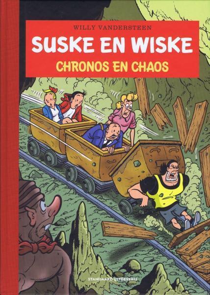 Suske en Wiske 346 Chronos en Chaos