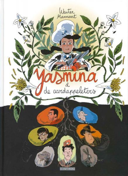 Yasmina (Mannaert) 1 Yasmina en de aardappeleters