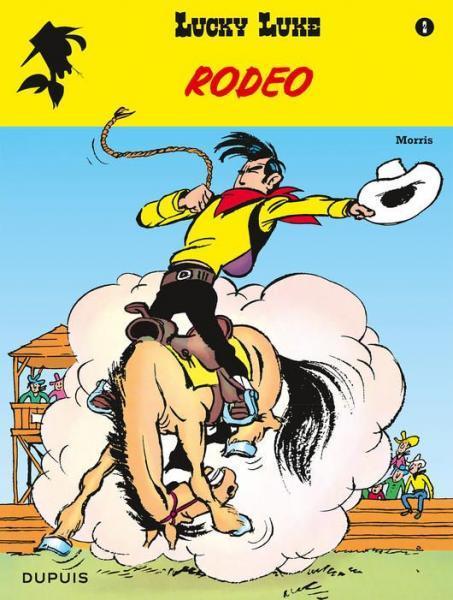 Lucky Luke (Lucky Comics, hernummering) 2 Rodeo