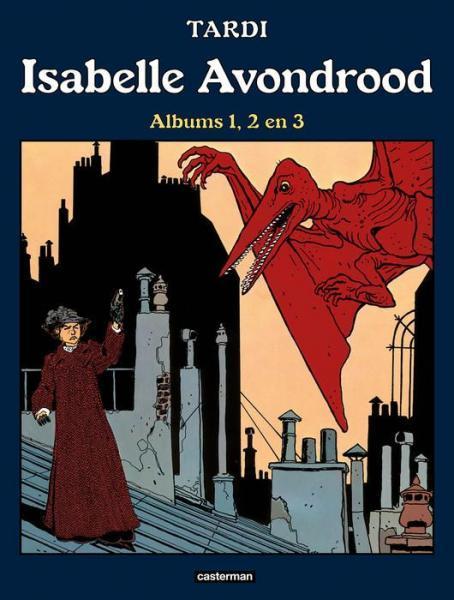 Isabelle Avondrood INT A1 Albums 1, 2 en 3