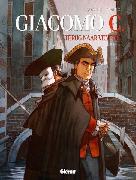 Giacomo C. - Terug naar Venetië 2 Deel 2