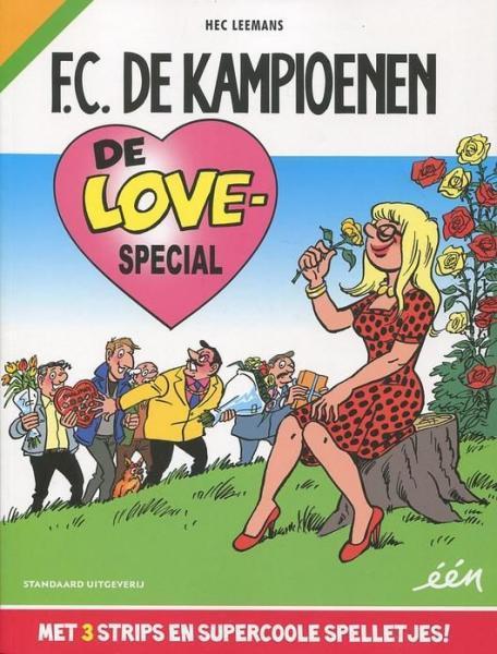 F.C. De Kampioenen INT 30 De love-special