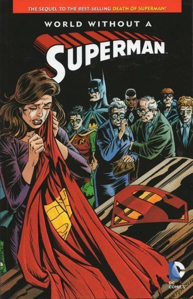 Superman: World Without a Superman 1 Superman: World Without a Superman