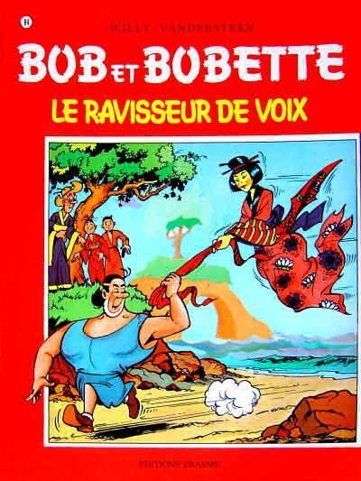 Suske en Wiske 84 Le ravisseur de voix