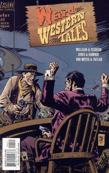 Weird Western Tales 4 Issue #4