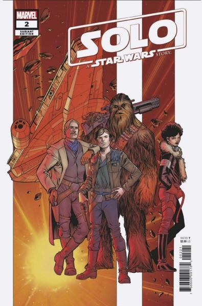 Solo: A Star Wars Story Adaptation 2 Issue #2