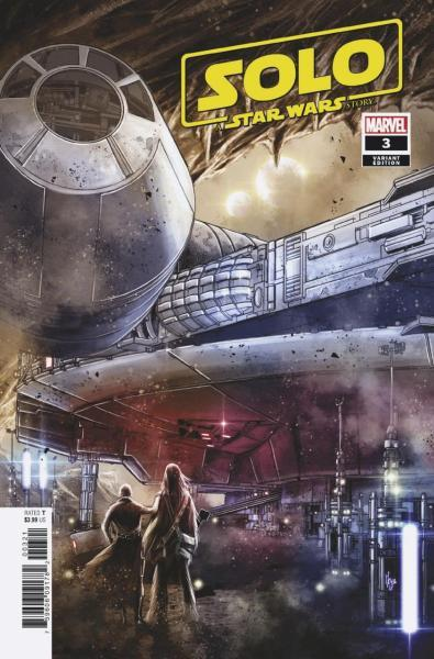 Solo: A Star Wars Story Adaptation 3 Issue #3