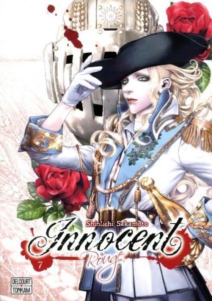 Innocent rouge 7 Frère et soeur de la révolution