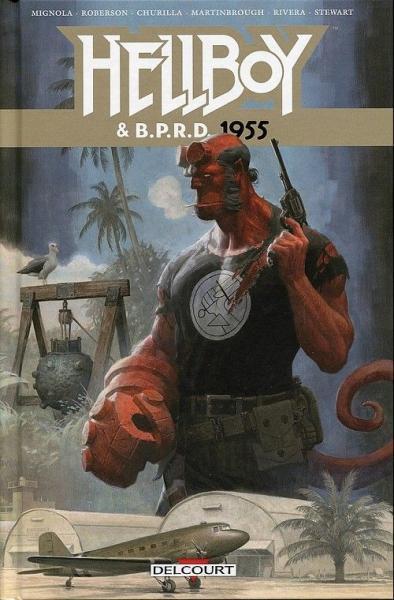 Hellboy & B.R.P.D. (Delcourt) 4 1955