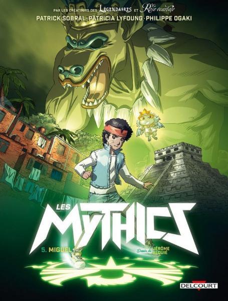 Les mythics 5 Miguel