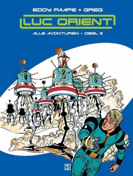 Luc Orient INT B2 Alle avonturen 2