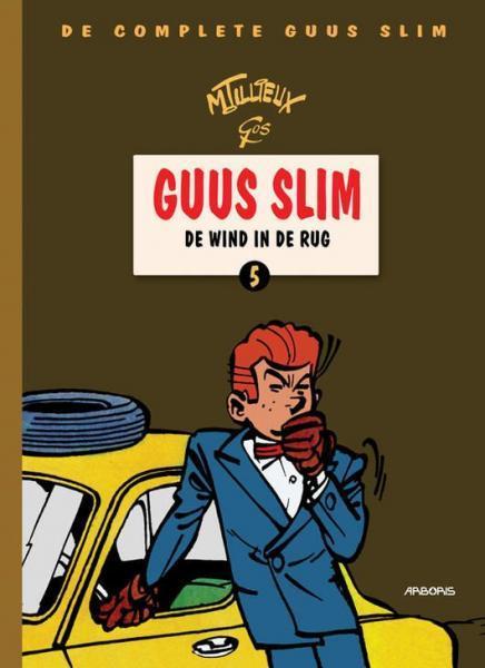 De complete Guus Slim 5 De wind in de rug