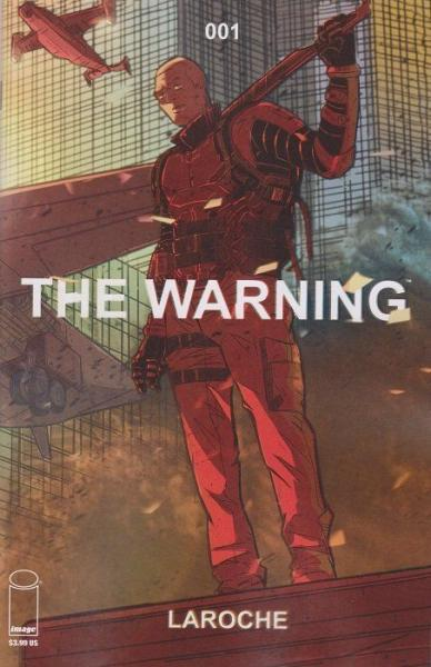 The Warning 1 Issue #1