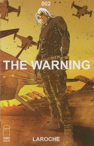 The Warning 2 Issue #2