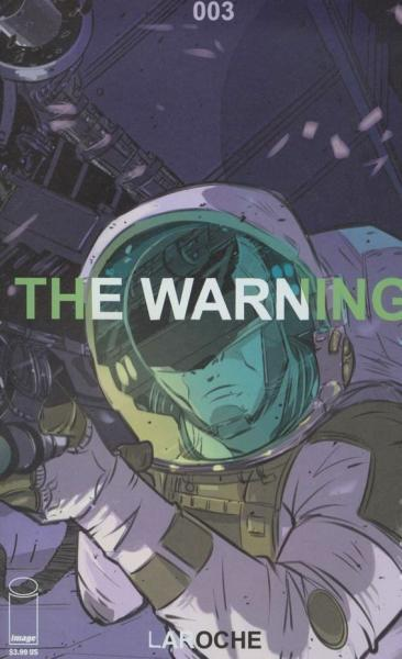 The Warning 3 Issue #3