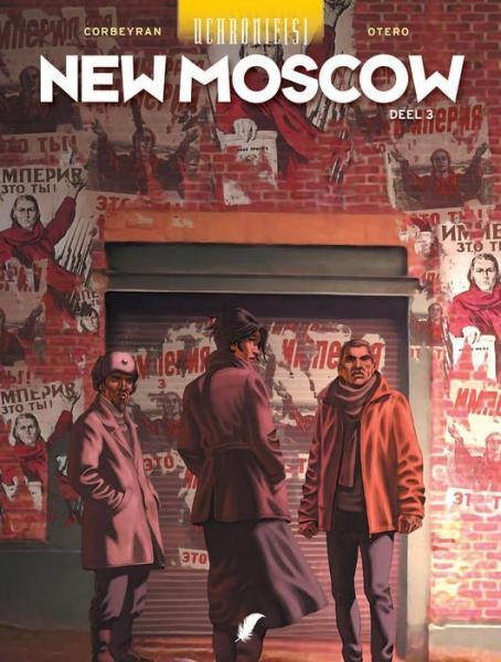 Uchronie(s) - New Moscow 3 Deel 3