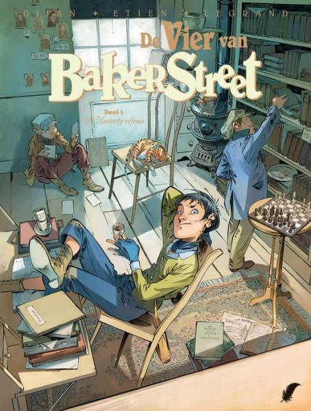 De vier van Baker Street 5 De Moriarty-erfenis