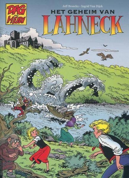 Dag en Heidi (Saga) 30 Het geheim van Lahneck