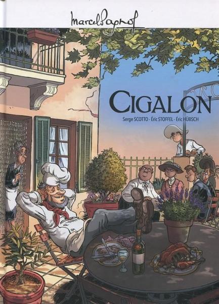 Cigalon 1 Cigalon