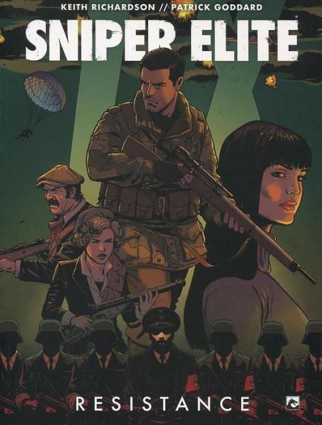 Sniper elite 1 Resistance